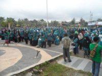 Ribuan Kader Posyandu Hadiri BBGRM Di Lombok Tengah