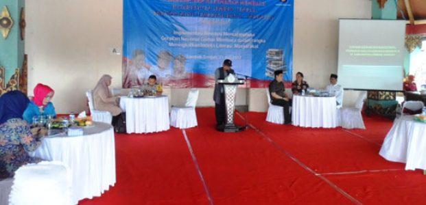 Bupati: Status Perpustakaan Di Lombok Tengah Membumbung Tinggi