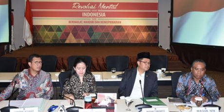 Mentri Puan Pimpin Rakor MTQ dengan Tuan Rumah NTB, Wagub Amin Sampaikan Progres