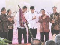 Presiden Jokowi Resmikan Operasional Mandalika