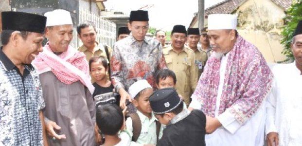 Gubernur Ajak Warga Taliwang dan Monjok Saling Mengokohkan Persaudaraan
