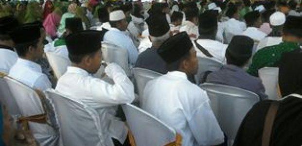 Pemda Gelar Peringatan Isra' Mi'raj di Bendungan Pengge