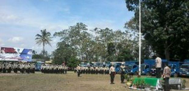 Plt.Bupati Jadi Inspektur Upacara HUT ke 14 Tagana Provinsi NTB