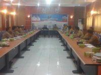 Plt.Bupati Pimpin Rapar Koordinasi Penanggulangan Kemiskinan
