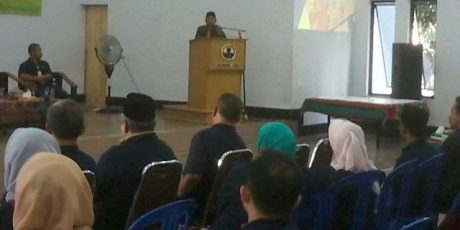 Plt.Bupati Buka Sosialisasi Germas di Lombok Tengah