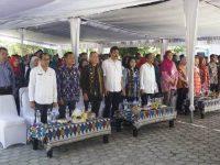 Kunjungi Desa Kuta, Kemen PPPA Paparkan 5 Isu Fokus Pembangunan Arahan Presiden