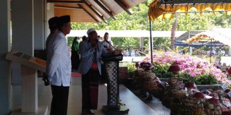 Meriah Kegiatan Maulid Akbar di Lombok Tengah