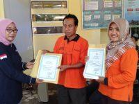 Dukcapil Loteng Launching Pelayanan Akta Kelahiran Online