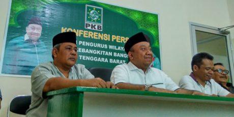 PKB NTB Blak-blakkan Nama Paket Cagub-cawagubnya di Pilgub