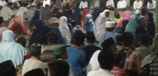 Safari Ramadhan Pemda Loteng di Desa Kelebuh Praya Tengah