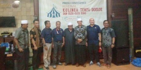 Festival Kuliner Tempo Doeloe, Ajang Promosi Produk Tradisional Lombok Tengah