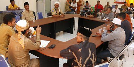 Komisi IV Datangi Puskesmas Ganti  Terkait Kisruh Pengangkatan PTT