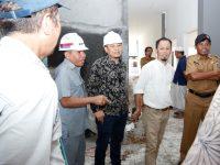 Dewan Sayangkan Lambatnya Pengerjaan kantor Camat Kopang dan Jonggat