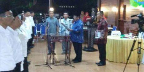 Sebanyak 51 Pejabat Struktural Lombok Tengah Dilantik Bupati