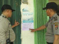 Curanmor Marak, Polisi Sebar Stiker Himbauan