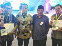 LPSE Lombok Tengah Raih National Procurement Award 2016