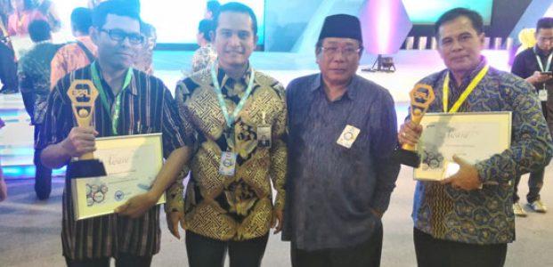 LPSE Lombok Tengah Raih National Procurement Award 2016