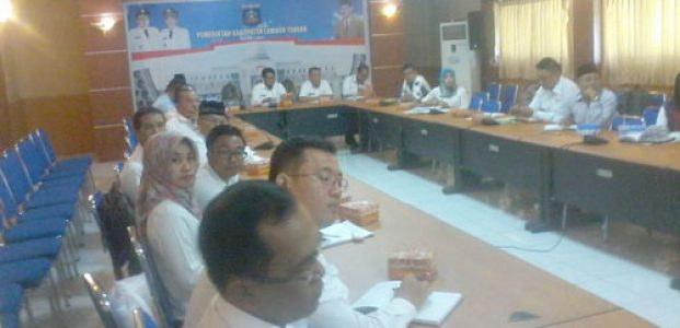 Pemerintah Provinsi Rakor Soal LTSP di Lombok Tengah