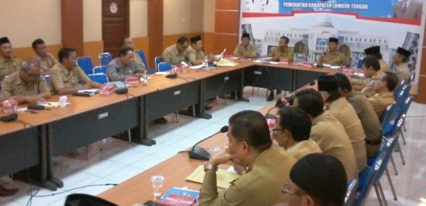 Pesona Mandalika Solah Soleh Soloh, Tema HUT ke 72 Lombok Tengah