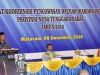 Wagub Dorong Inspektorat Cegah Praktek Korupsi Pejabat Pemprov