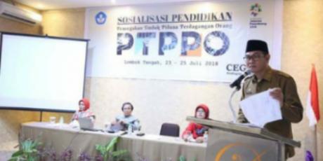 Sekda Buka Sosialisasi Pencegahan Perdagangan Orang