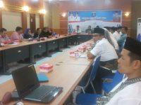 Sekda Terima Hasil Visitasi Diklat PIM LAN Bandung