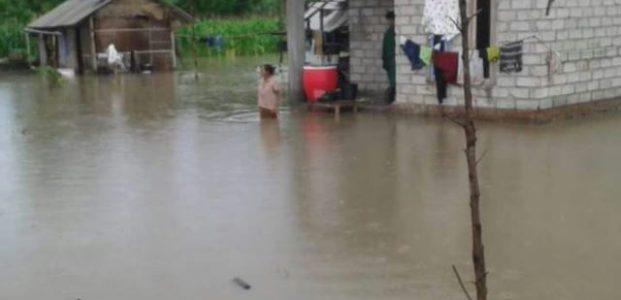 TRC Lombok Tengah Cepat Tanggulangi Akibat Banjir