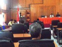 Wabup Sampaikan Jawaban Fraksi-Fraksi DPRD Loteng Terkait Nota Keuangan dan APBD Tahun Anggaran 2019