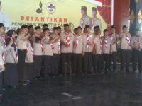 Plt.Bupati Lantik Pengurus Pramuka 2018-2020 Lombok Tengah