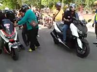Touring 1000 Motor Ajang Menjaga Icon Wisata Halal Lombok-Sumbawa