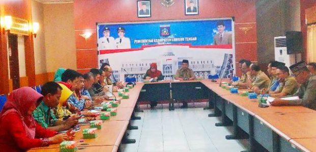 DPRD Kota Magelang Pelajari Pelayanan Umum Lombok Tengah