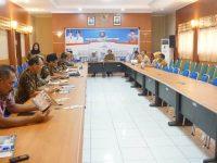 Pemkab Loteng Terima Kunjungan DPRD Tulung Agung