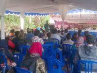 Kemendes PDT dan Trasmigrasi RI Minta Provinsi Se – Indonesia Contoh Kegiatan Kemah Pesona Bangun Desa