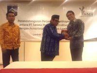PT SMI Jadikan Lombok Tengah Sebagai Percontohan