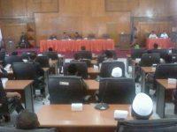 Dewan Gelar Sidang Penyampaian Sejumlah Ranperda Oleh Pemerintah Daerah