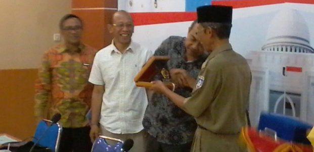 DPRD Gianyar Bali Kungker Ke Pemkab Lombok Tengah