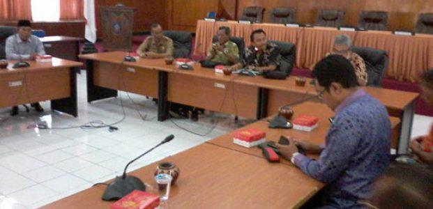 DPRD Madiun Kungker Ke DPRD Lombok Tengah