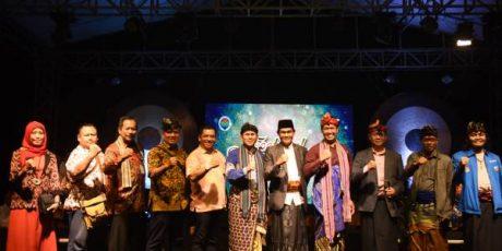Loteng Gelar Festival Pranata Adat