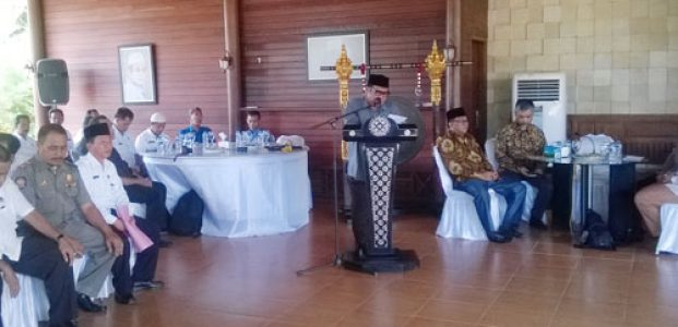 Bupati Loteng Launching Pilot Program Legal Protection bagi ULP