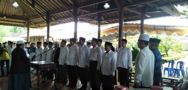 Bupati Lantik LPTQ 2018-2023