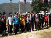 Lomba Parayalang International Dibuka Bupati