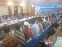 Sekda Buka Worshop PPID Desa Se-Lombok Tengah