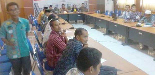 Jelang Lounching Legal Protection ULP, Lombok Tengah Gelar Rapat dengan MCA-I
