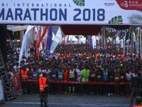 Bangkitkan Pariwisata Lombok, Lari Marthon Sukses