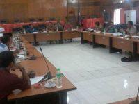 Komisi I Rekomendasikan Pasang Tapal Batas Diwilayah Nambung dan Sekitarnya
