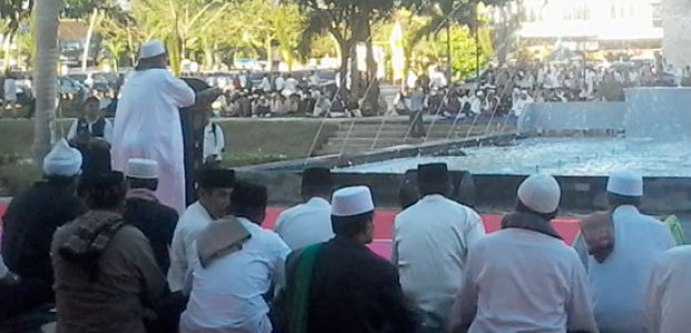 Safari Ramadhan Gubernur NTB di Loteng Dihadiri Ribuan Jamaah